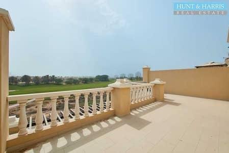 تاون هاوس 4 غرف نوم للبيع في قرية الحمراء، رأس الخيمة - Walkable to the Golf Course - Remarkable Views - 3 Bedroom