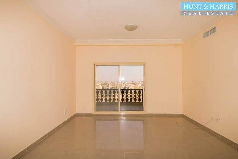 2 One Bedroom - Large Layout - Gated Community