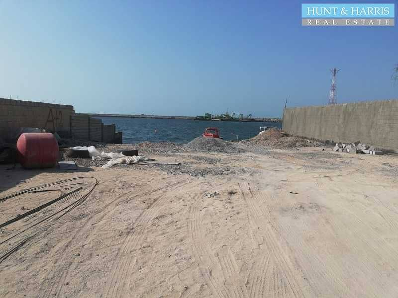 No Service Charges | Waterfront Plots For UAE Nationals Only