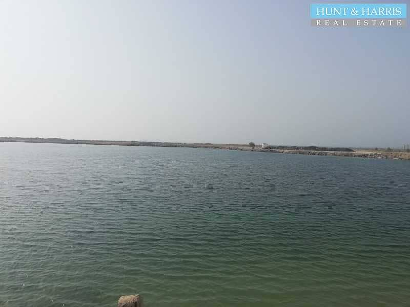 2 No Service Charges | Waterfront Plots For UAE Nationals Only