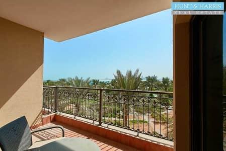 1 Bedroom Hotel Apartment for Rent in Al Marjan Island, Ras Al Khaimah - Fully Furnished - Sea Views - Al Marjan Island Resort & Spa