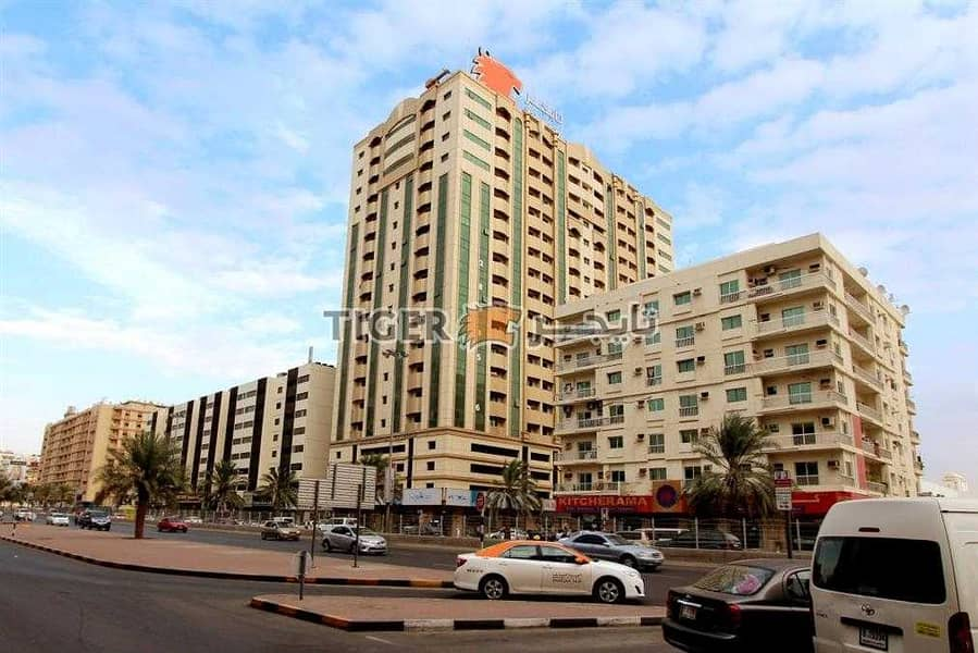 10 3 Months Free for the First 300 Clients - 2br Apartment in Al Wahda Street Sharjah - Main Road