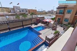 شقة في المعيريض 3 غرف 70000 درهم - 4841091