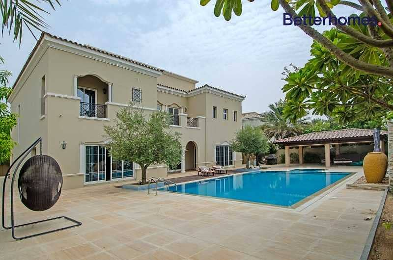 2 Golf View   Rented   Private Pool   Large Plot