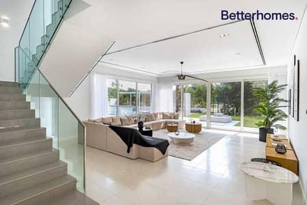 6 Bedroom Villa for Sale in Al Barari, Dubai - SOUGHT AFTER A1 TYPE | LAKE VIEW | 0% COMMISSION
