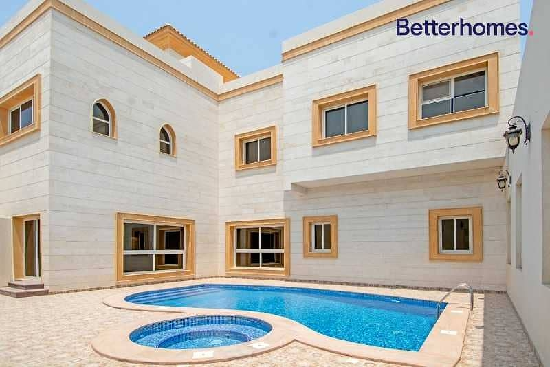 10 Brand NEW | Luxury villa | For GCC only