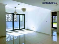 Spacious Unit with Large Terrace  Vacant