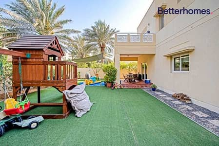 فیلا 4 غرف نوم للبيع في السهول، دبي - Exclusive| Type 2| Back to back | Rented