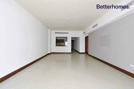 1 Bedroom Apartment for Rent in Palm Jumeirah, Dubai - Larger Unit  Vibrant  Unfurnished  Vacant 