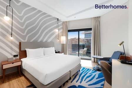 Studio for Rent in Palm Jumeirah, Dubai - All Bills Inclusive | Balcony | Beach Access