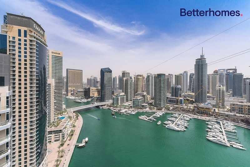 High Floor | Marina View | Motivated Seller