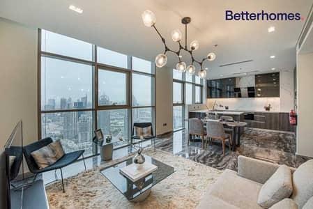 3 Bedroom Penthouse for Sale in Dubai Marina, Dubai - Full Marina View | Penthouse | Unique | Furnished