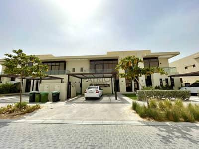 فیلا 3 غرف نوم للايجار في داماك هيلز (أكويا من داماك)، دبي - Middle Unit | Big Living Area | Landscape Done | Ready To Move In
