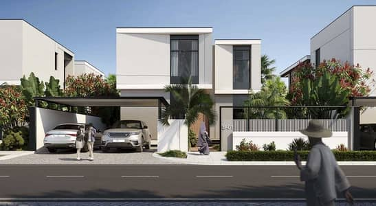 3 Bedroom Townhouse for Sale in Al Furjan, Dubai - Spacious 3 Beds | Directly on SZR | Lowest Price