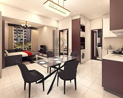 1 Bedroom Flat for Sale in Liwan, Dubai - Pool View| Like 2 Beds| Total 7 Year Payment Plan| Book by 10%| Prime Location| 1 Bed | Wavez