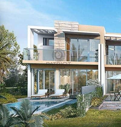 3 Bedroom Villa for Sale in DAMAC Hills (Akoya by DAMAC), Dubai - TERRACE VILLAS 3 AND 4BR SINGLE ROW  4 YEARS PAYMENT PLAN