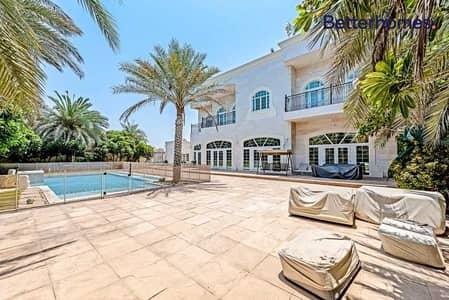 5 Bedroom Villa for Sale in Al Barsha, Dubai - Barsha 3|Luxury|Custom Built|Great Location