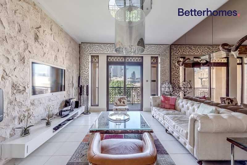 The best 2 Bedroom Upgraded   Burj Views