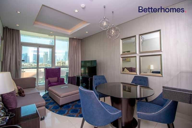 2 Burj Khalifa View | Furnished and Vacant
