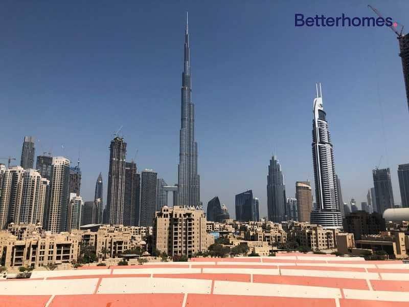 30 Burj Khalifa View | Furnished and Vacant