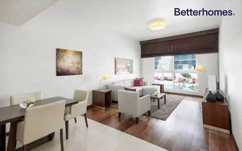 شقة فندقية 1 غرفة نوم للايجار في ديرة، دبي - ALL BILLS INCLUDED   FULLY FURNISHED   SERVICED