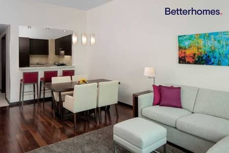 1 Bedroom Hotel Apartment for Rent in Al Mina, Dubai - FULLY FURNISHED | ALL BILLS INCL. | GREAT FACILITY