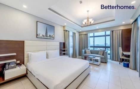 Studio for Rent in Jumeirah, Dubai - Gorgeous Studio BeachFront All Inclusive