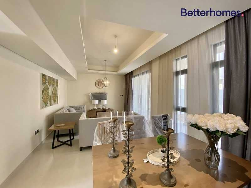 2 Furnished   Ready to Move in   Big Terrace
