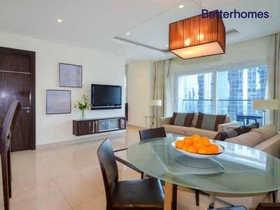 شقة 2 غرفة نوم للايجار في أبراج بحيرات الجميرا، دبي - End August| Furnished | High Floor