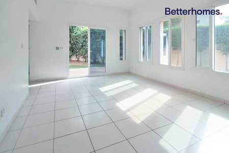 3 Bedroom Townhouse for Rent in The Lakes, Dubai - Type B End Corner plot Well maintained Vacant