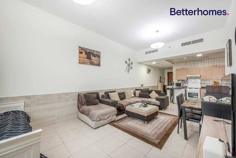 Vacant On Transfer | Lovely and Largest 1 Bed