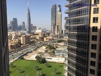 شقة 1 غرفة نوم للايجار في وسط مدينة دبي، دبي - Furnished