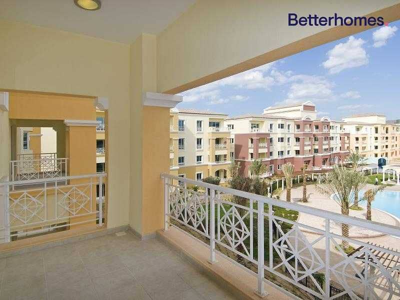 Garden View | Bright and Spacious |Well Maintained