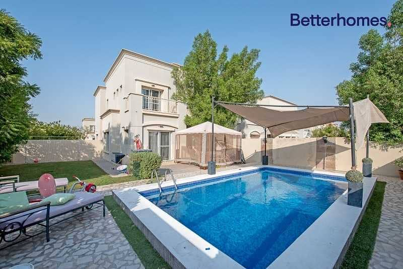Private Pool | Large Corner Plot | Extended