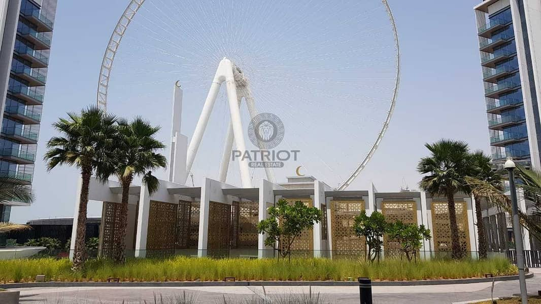 2 Real Listing    Full Dubai Eye View   Big Trace   Vacant