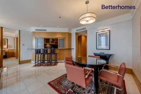 شقة فندقية 2 غرفة نوم للايجار في مركز دبي المالي العالمي، دبي - Promotional Offer by Ritz Carlton Exec.