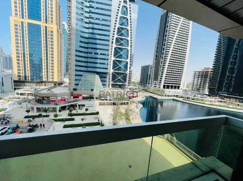 9 Ready to move 1 Bedroom Al Shera tower available for Rent close to metro.