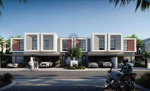 3 Bedroom Townhouse for Sale in Al Furjan, Dubai - Huge Townhouse 5% Booking | Best Price | Close to metro startion