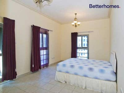 فلیٹ 1 غرفة نوم للايجار في دبي مارينا، دبي - Spacious   Bright   1 Bedroom   Accessible to the metro