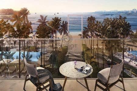 فلیٹ 2 غرفة نوم للبيع في جميرا بيتش ريزيدنس، دبي - 2 bedroom + Maid La Vie Best View In JBR Private Beach Access||