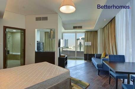 استوديو  للبيع في مدينة دبي الرياضية، دبي - Fully Furnished | Panoramic View | NET ROI 9.25%