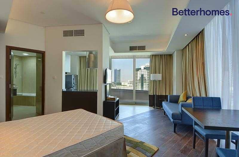 Fully Furnished | Panoramic View | NET ROI 9.25%