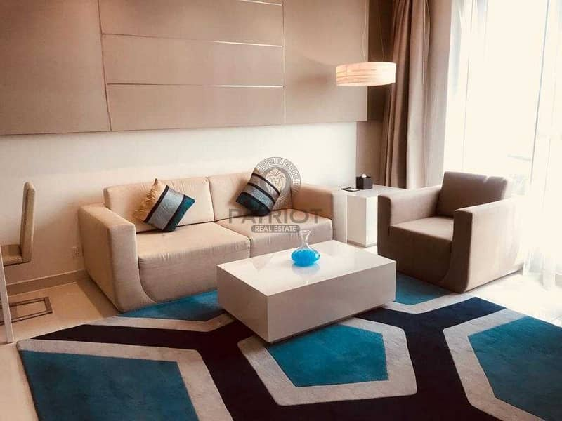 Elegant Fully Furnished Unit   1BR    Pool View   Ready to move in