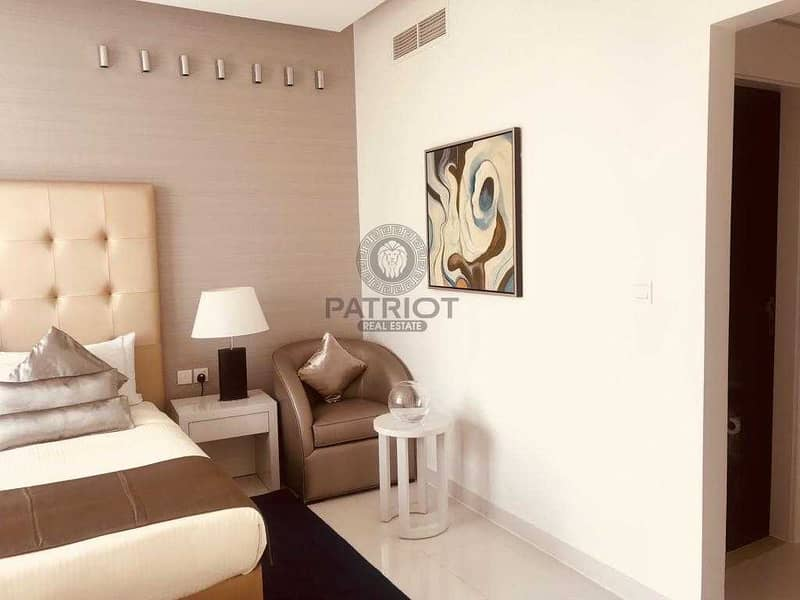 2 Elegant Fully Furnished Unit   1BR    Pool View   Ready to move in