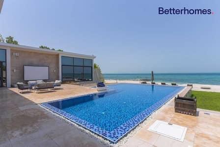 فیلا 5 غرف نوم للبيع في جزيرة نوراي، أبوظبي - Ultra-luxury villa I Paradise resort living