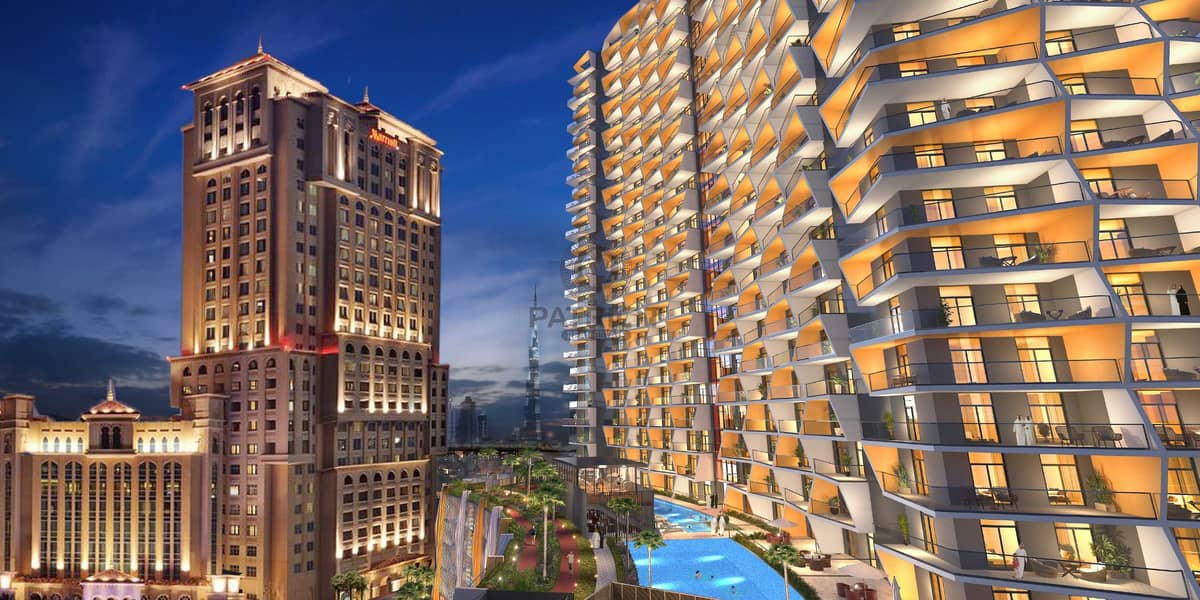 22 25% Discounted Price| Ture Listing| Townhouse at Ground Floor |Creek Tower & Creek View|