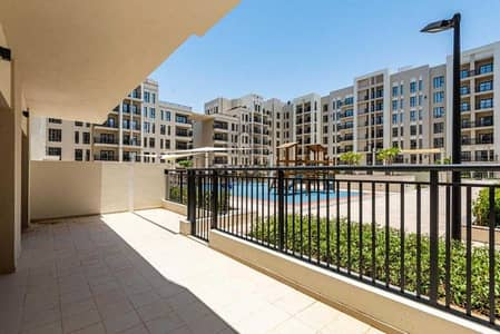 3 Bedroom Apartment for Sale in Town Square, Dubai - Vacant 3 Bedroom Biggest Size Pool View
