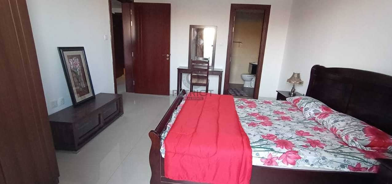 Well Maintained I Furnished I Low Floor