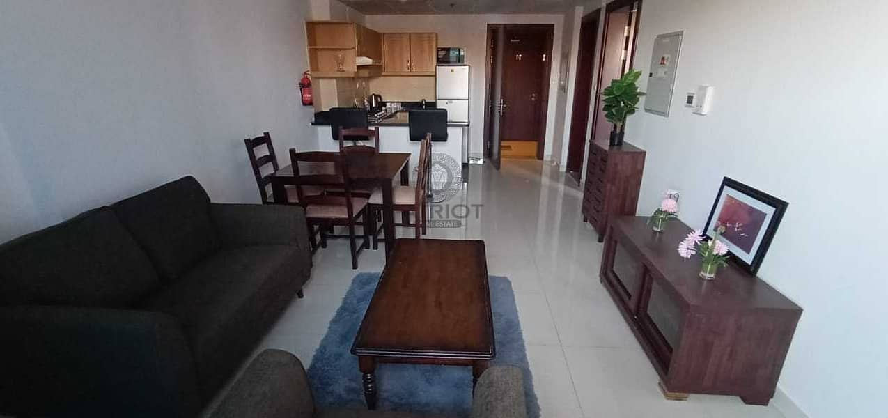 2 Well Maintained I Furnished I Low Floor