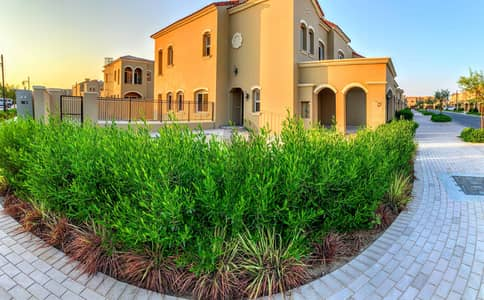 3 Bedroom Townhouse for Sale in Serena, Dubai - Available in May-2021 | 3Bed+Maidroom | Bella Casa